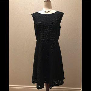 LOFT black casual dress